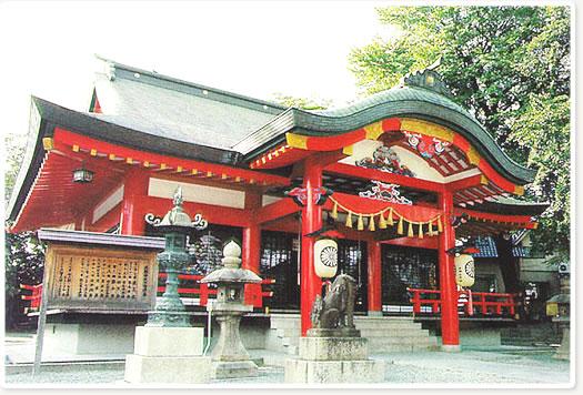 呉服神社|池田市観光協会 公式サイト