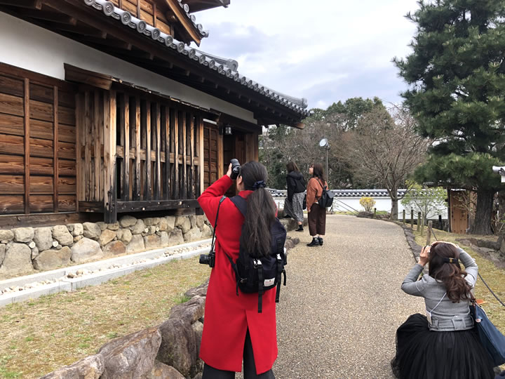うまいde池田×カメラガールズ