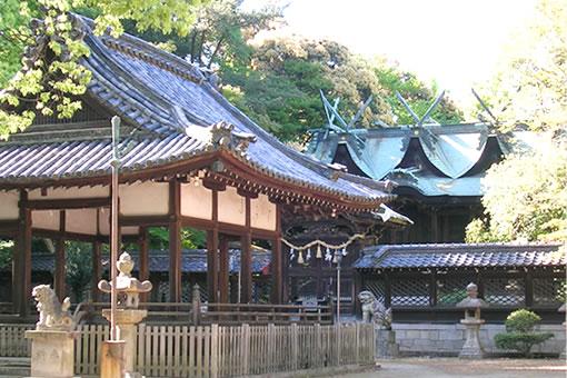 伊居太神社4