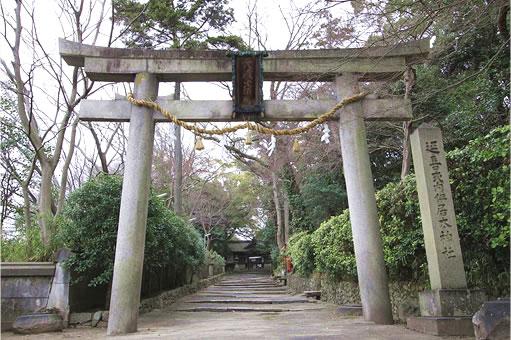 伊居太神社3