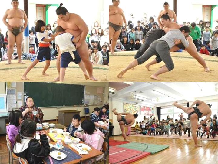 大相撲三月場所中川部屋