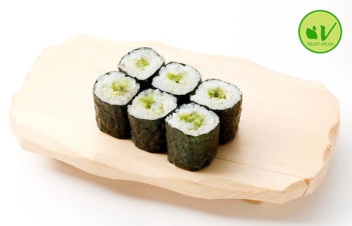 Eye-watering Wasabi Roll